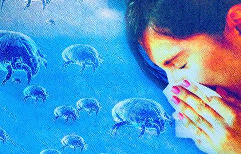 Z alergické rýmy se může vyklubat nebezpečné astma. Ročně zabije až 150 Čechů