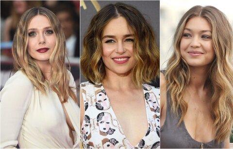Zapomeňte na melír, chtějte balayage! Tyhle slavné ženy přísahají na novou techniku barvení vlasů