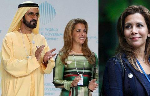 Dubajská princezna utekla miliardáři: Skrývá se u českých hranic