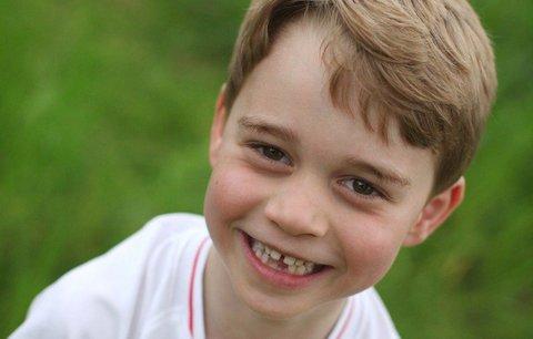 Princ George slaví 6. narozeniny! Tohle jste o něm možná nevěděli