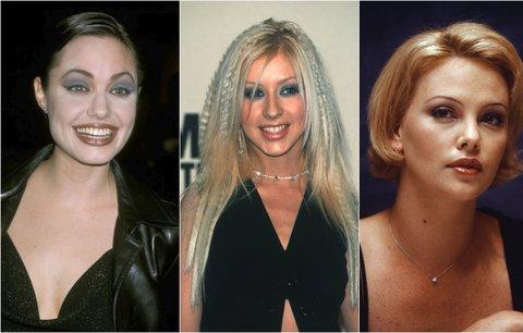 Nejhorší kosmetické trendy 90. let! Který byl nejšílenější?