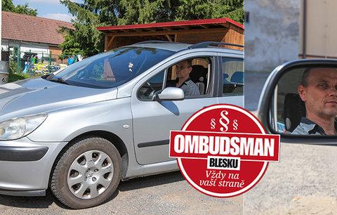 Zničené auto i zdraví kvůli nehodě, kterou nezavinil! Michal (45) nakonec boj s pojišťovnou vyhrál