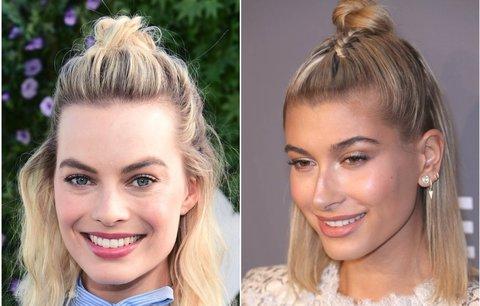 Vlasový trend, který celebrity milují. Poloviční drdol bude slušet i vám!