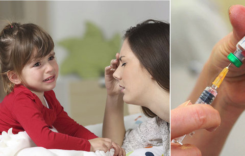 Potřebuju naoko naočkovat dceru, platím zlatem! Rodiče shánějí falešná razítka pro neočkované děti