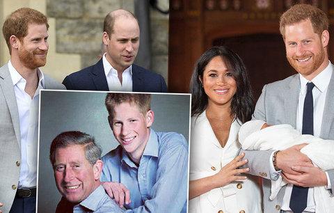 Princ Harry slaví 35! Podivné přání bráchy Williama a sladký vzkaz od Meghan