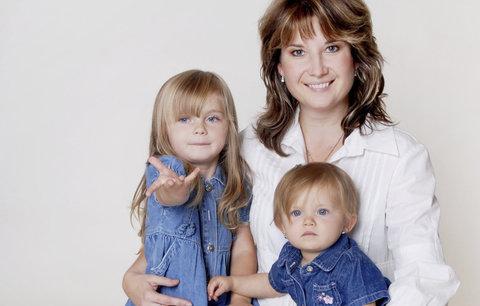 """Kateřinu označili za neplodnou, dnes má dvě dcery a pomáhá ženám """"projíst"""" se k miminku"""