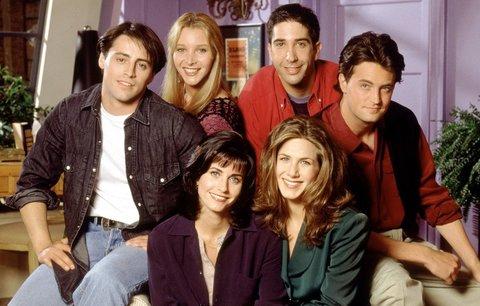 7 věcí, které nás o lásce naučil seriál Přátelé