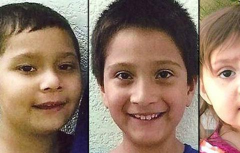 Unesené děti našli po dvou letech! Byly živé a zdravé