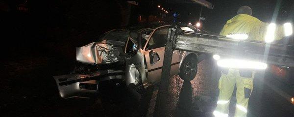 Tragédie v Uhříněvsi: Mladík (†27) spáchal sebevraždu nárazem do stromu!