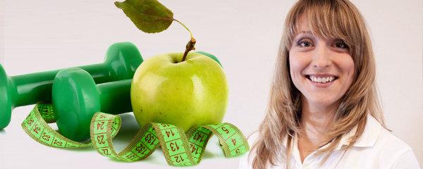 """Dřív si připadala tlustá, dnes je z ní výživová poradkyně. """"Důležité je najít správný směr,"""" říká Monika (34)"""