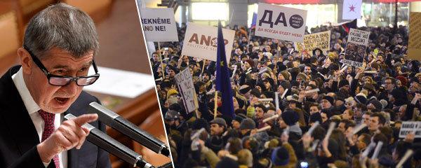 Petice proti Babišovi strmě sílí. Proč má premiéra odstavit milion podpisů?
