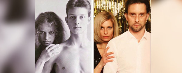 Kloubková zalovila v archivu: Vytáhla fotku se současným milencem před 25 lety!