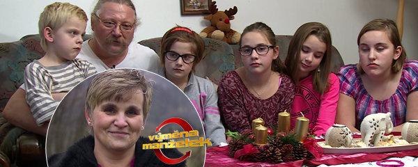 Matka 11 dětí Helena z Výměny manželek: Dává dceru do polepšovny!