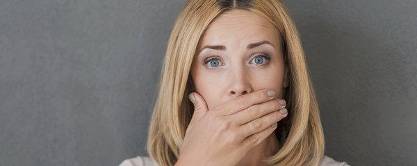 Trápí vás zápach z úst? Zbavte se ho jednou provždy!