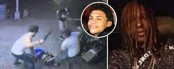 Rapper zveřejnil na Instagramu vraždu chlapce (†15): Brutálním videem chtěl získat fanoušky