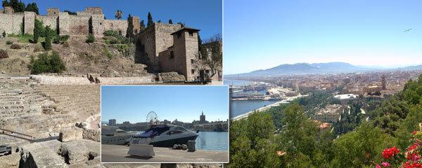 Zapomeňte na přeplněné Katalánsko, vyzkoušejte neokoukanou Andalusii: Malaga je plná zážitků!