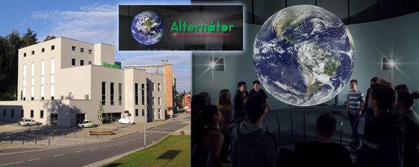 Ekotechnické centrum Třebíč: Alternátor spolehlivě zabaví malé i velké!