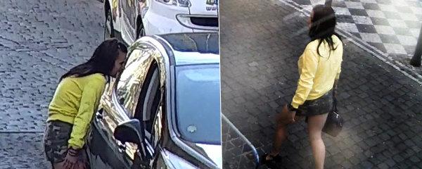Ze zaparkovaného auta ukradli 200 tisíc: Jeho majitel zapomněl zavřít okénko, po zlodějích policie pátrá