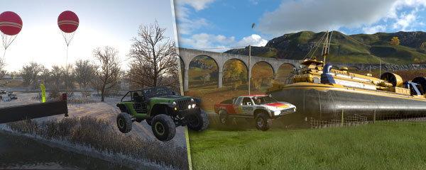 Nejlepší závodní hra roku s nejkrásnější grafikou: Forza Horizon 4 je herní extáze