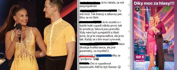 Měl vypadnout Mišík! Fanoušci Bagárové křičí, Adam se ozval v diskuzi!