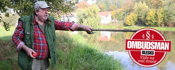 """Zákeřný útok na rybáře: """"Ty srá**, já tě zabiju."""" Pavel (75) bojoval o život v ledové vodě!"""