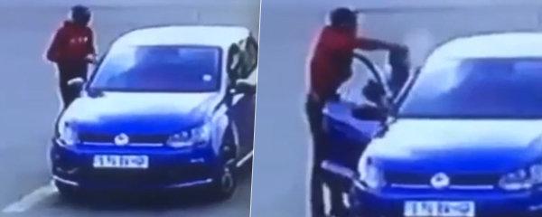 Vražda za bílého dne: Tátu zastřelili na parkovišti před obchoďákem!