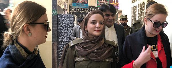 Terezu (22) zaskočila policistka z eskorty: Muslimka jí dala dárek k Vánocům!