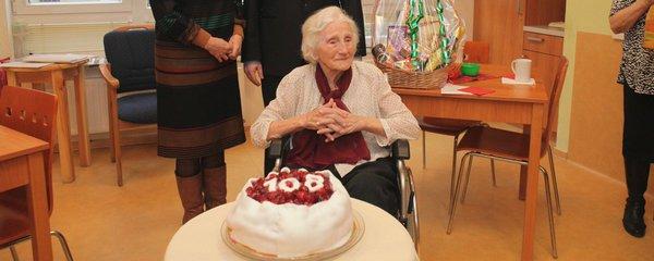Zemřela nejstarší Češka. Květoslava Hranošová by v sobotu oslavila 109. narozeniny