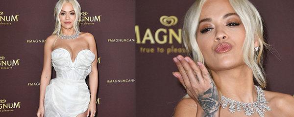 Zpěvačka Rita Ora s hlavou v oblacích: Šperky v hodnotě téměř 100 milionů zůstaly v letadle!