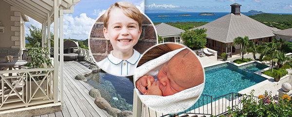 Nejroztomilejší následník trůnu slaví narozeniny: George si je užije na soukromém ostrově!