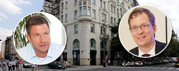"""Nejasnosti kolem pronájmu bytu v Pařížské. Co na to starosta Čižinský? """"Všechno už víte!"""""""
