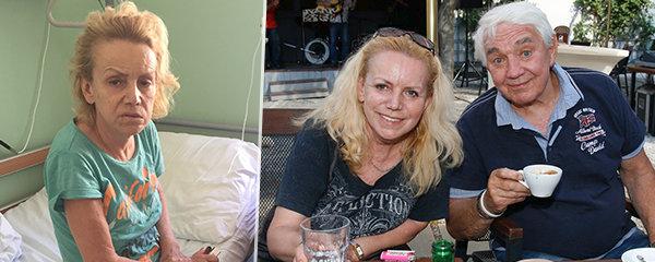 Smutná zpráva o Haně Krampolové z Bohnic: Nevnímá už nic jiného, naříká Jirka