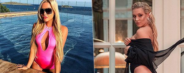 Sexbomba Myslivcová v Playboyi: Z růžové Barbie je mafiánská vdova!
