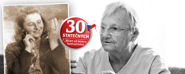 S Julií Hruškovou estébáci mlátili o skříň: Kvůli výslechům jsem potratila!