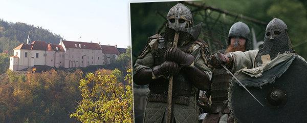 Zámek Nižbor: Keltové v srdci Čech