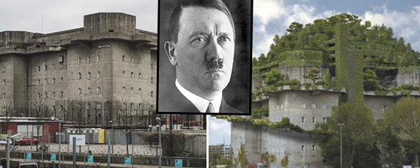 Adolf Hitler by se divil: Z nacistického bunkru bude luxusní hotel!