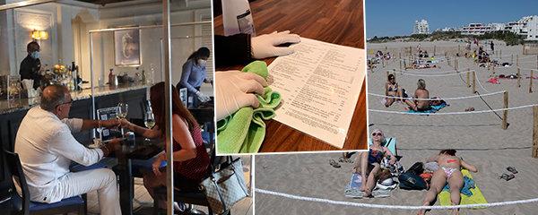 Na pláži ve chlívku a bez švédských stolů? Možná dovolenková realita