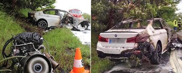 Tři mrtví a těžce zraněná dívka (4) na Královéhradecku! Srážka dvou aut dopadla fatálně