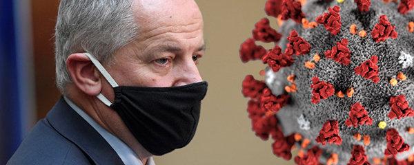 Ministr zdravotnictví Roman Prymula (za ANO) promluvil o dalších opatřeních pro Česko.