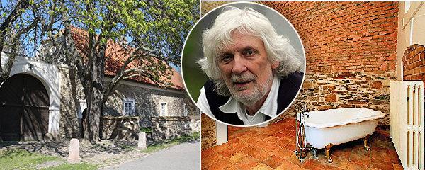 Dům po Hapkovi (†70) na Okoři se konečně prodal! Miliony si rozdělí 7 dědiců