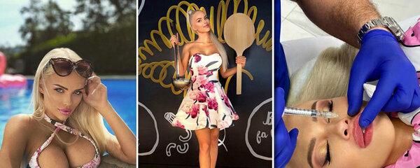 Česká Barbie Jiráčková se zbavila ňader číslo 8 a pochlubila se desítkami! Původní se prý prověsila