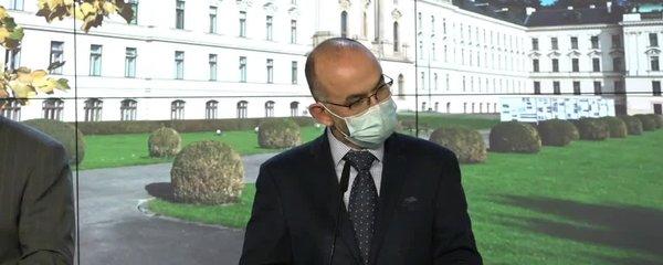 Ministr zdravotnictví Jan Blatný přiznal, že podepsal petici Milionu chvilek