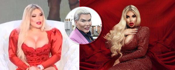 Ponížení v přímém přenosu: Kdo Kena přeoperovaného na Barbie označil za zrůdu?!