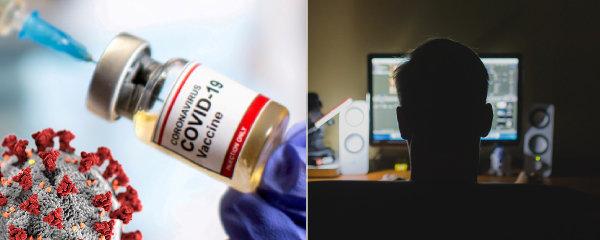 """Pandmie a dark web: Nelegální tržiště jsou plná covidového zboží, i """"vakcín""""."""