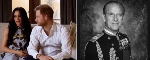 Meghan Markleová se na pohřeb prince Philipa nedostaví