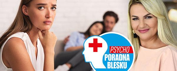 Mediátorka Kateřina Bělková radí se vztahovým trojúhelníkem.