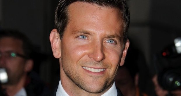 Bradley Cooper je populárním hercem