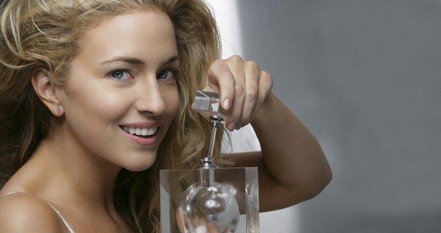 Správný parfém vám zajistí neodolatelnou svůdnost