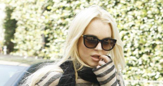 Lindsay Lohan musí během dvou týdnů odpracovat 16 hodin v márnici