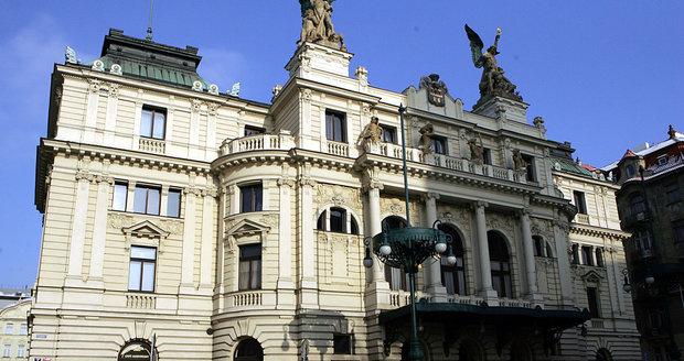 Oprava Divadla na Vinohradech by mohla začít za 3 roky.